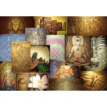 Cuadros En Relieve Buda, Egipcio, Maya, Azteca, Abstractos