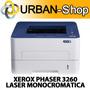 Impresora Xerox 3260dni Laser Wifi Red Duplex 29ppm Pcl Ps3