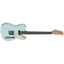 Guitarra Electrica Stagg Set Cst Nb Vintage Tipo Telecaster