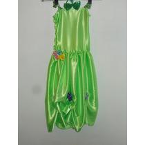 Disfraz Trajes Infantiles Para Niñas Vestido Cotillon