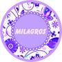 Stickers-etiquetas 70 Personalizados Comunión, Bautismo Etc