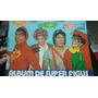 Album Incompleto El Chavo Y Chapulin Colorado