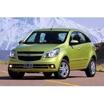 Chevrolet Agile 5p Anticipo $25000 Y Cuotas De $1600