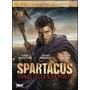 4ta Temporada Spartacus War Of The Damned 4dvds En Digipack