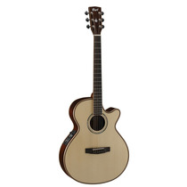 Cort Guitarra Electro Acustica Sfx1f-nat