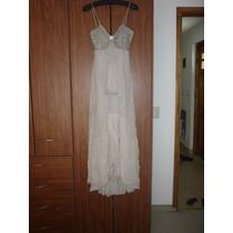 Vestido De Fiesta De Jorge Ibañez. Diseño Exclusivo. Oferta!