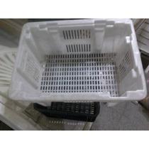 Cajones Plasticos Apilables Embutibles 57 X 43 X 25