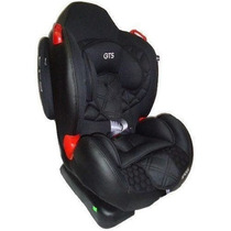 Nueva Butaca Para Auto Gts Spider Black Con 5 Posiciones !!!