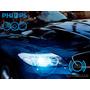 Lámparas Philips H1 Blue Vision X 2 Unidades