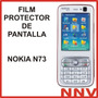 Film Protector De Pantalla Nokia N73 - Nnv