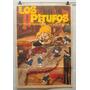 Los Pitufos Y La Flauta Magica Afiche Original 70s 80