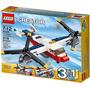 Lego 31020 Creator 3 Aeronaves En 1 Aventuras En Bimotor!!