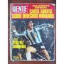 Gente 737 8/9/79 Argentina Mundial Maradona Mykonos Grecia