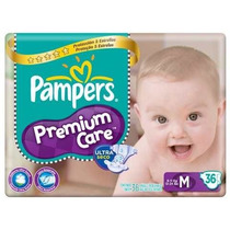 Pampers Premium Care.