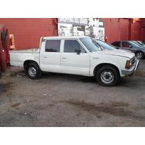 Nissan Doble Cabina 35000 Y Cuotas