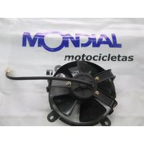 Electro Ventilador Atv Cuatri Universal En Guido Motos