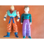 Lote X 2 Muñecos Dragon Ball Z Anime