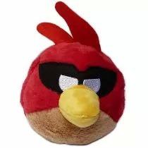 Peluche De Angry Birds Con Sonido
