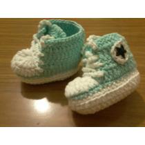 Converse Tejidas A Crochet