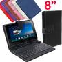 Estuche Tablet Con Teclado 8 Bangho Lenovo Bgh Noblex Xview
