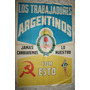 Afiche - Los Trabajadores Argentinos Año 1974 - Unico......