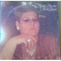 Vinilo Maria Martha Serra Lima - Plenamente