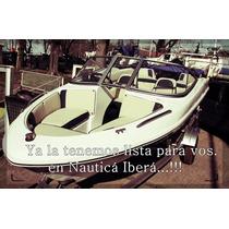 3v Tango 470 Lancha Nueva Con Motor 40 Hp Power Tec Okm