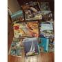 Lote 60 Revistas Y Fascículos De Viajes Turismo Pesca Otros