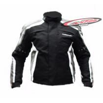 Campera Impermeable Abrigo Protecion Motorman Orion Moto Sur