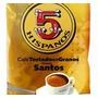 Café Granos Santos Crema Para Espress 5 Hispanos - 1 Kilo