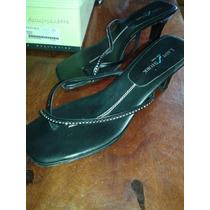 Zapatos Sandalias De Mujer Con Strass