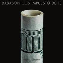 Babasonicos Desde Adentro Impuesto De Fe (en Vivo) (cd+dvd)