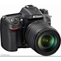 Cámara Nikon D7100 Kit 18-140 Mm