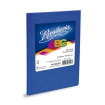 Cuaderno Abc Rivadavia 48 Hj Azul / 50 Hj Rojo 19 X 23,5 Cm.