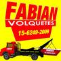 Alquiler De Contenedores Y Volquetes Fabian - Las 24hs