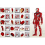 Planos Traje Iron Man Mark 4 Y Mark 6 Marvel, Vengadores