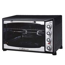 Horno Eléctrico Ultracomb Grill Spiedo 85 Lts Dacar