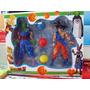Dragon Ball Z Batalla De Los Dioses Caja X 2 C/luz Art 25 Cm