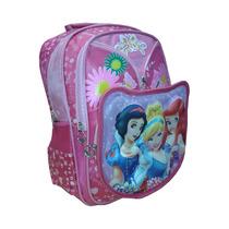 Mochila Personaje Relieve-minnie, Barbie, Princesas, Kitty