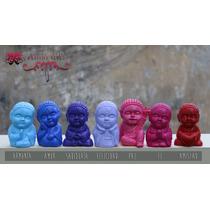 Budas Bebés De Yeso Pintados A Mano - 7 Modelos