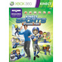 Kinect Sports - Juego Xbox 360 Box Original Ntsc