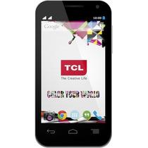 Celular Smart Dual Sim Tcl D40 Core 1.3 2 Camaras Tda 3