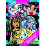 Libro Monster High Chicas Curiosamente Imperfectas Tapa Dura