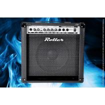 Roller Rg 25w De Guitarra Con Distor Glpmusic