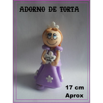 Princesa Sofia De Disney Adorno Para Torta En Porcelana Fría