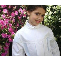 Guardapolvo Escolar Tableado Nena Sarmiento Talle: 12