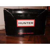 Botas Hunter Regent. Originales. 37. Usadas. Buen Estado.
