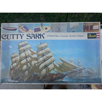 Maqueta De Barco Cutty Sark 24 Model Unica