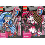 Monster High Muñecas Articuladas Figuras Con Accesorios !