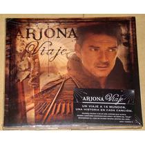 Ricardo Arjona Viaje Cd Nuevo Sellado